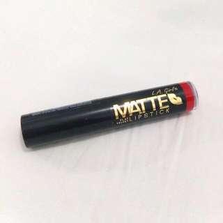 [99%] LA GIRL MATTE FLAT VELVET LIPSTICK