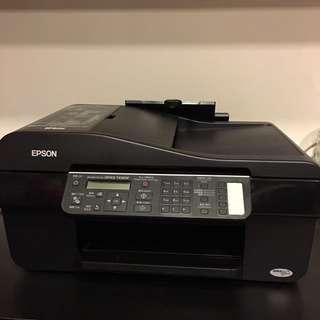 EPSON 商用傳真複合機 Stylus Office TX300F