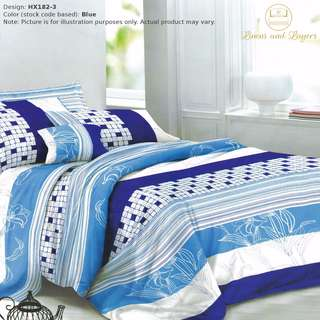 Bed Sheet - Bedtime - 4 in 1
