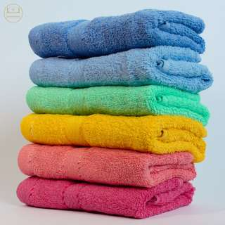 Hand Towel - Y.S. Cannon - Assorted Colors