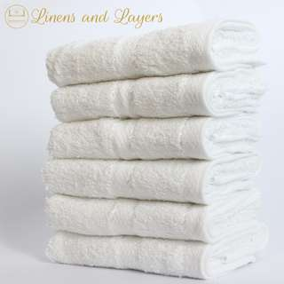 Hand Towel - Y.S. Cannon - White (Plain)