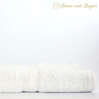 Bath Towel - Y.S. Cannon - White