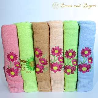 Bath Towel - J-Cannon - Assorted Colors