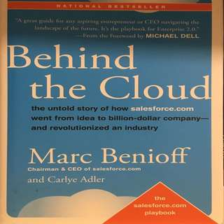 Free Post :  Behind The Cloud