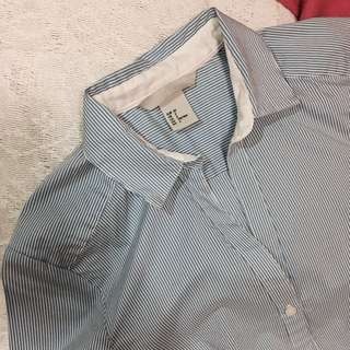 H&M Long Sleeved Polo