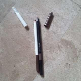 Tony Moly EASYTOUCH Eyebrow pencil & EB Advance Perfect Eyebrow