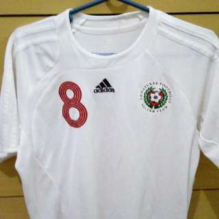 White Shirt from Adidas