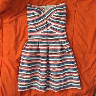 Cooktail Bandage Dress