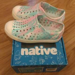 native 女童鞋