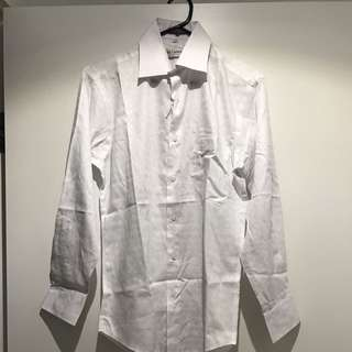 New🌺AU36/37 Men Shirt Guy Laroche