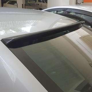 Lexus 3IS Carbon Roof Spoiler