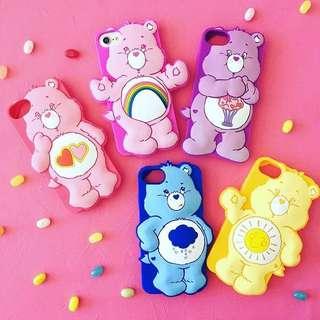 Care Bears 彩虹熊 iPhone6/6S/7 正版手機殼