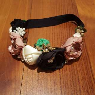 Baby Flower Band