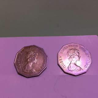 1976年或1979年十角5圓 何選年份