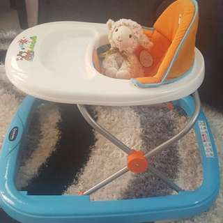 """REDUCED in 2019!Baby Walker - """"Lucky""""-brand"""