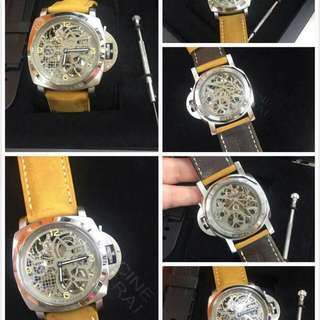 Panerai Skeletonize watch