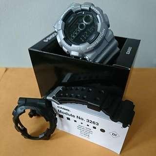 Casio GD-100-1B Cond 9/10