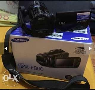 Samsung HD video camera