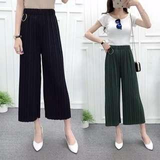 Square Pants/ Culottes Pants