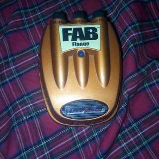 FAB Flanger Guitar