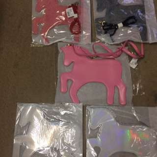 Horse Shaped Clutch Bags Great For The Races