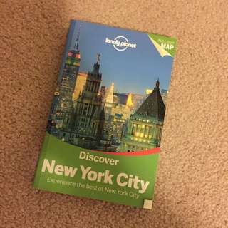New York City Guide Book