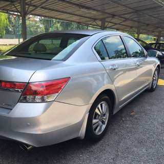 Fully Maintained By Honda. Accord 2011