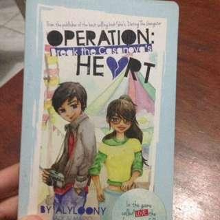 Operation: Break Casanova's Heart