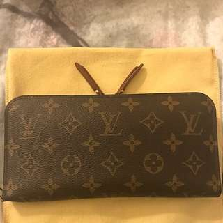 (*Discontinued?*)Louis Vuitton Insolite Wallet