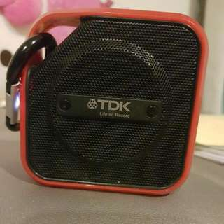 TDK Bluetooth Water Resistant Speaker