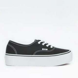 Vans Authentic Platform Original