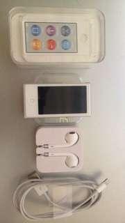 Ipod Nano 7th Generation 16GB Silver