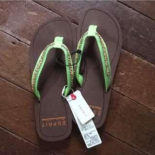 Esprit Summer Slippers Size 7