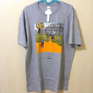 Grey unkl1347 T-Shirt