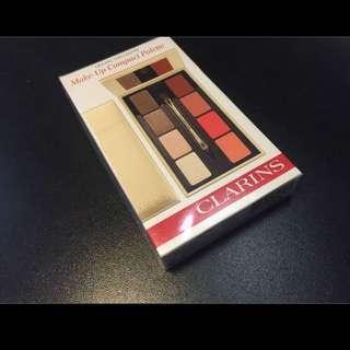 New Clarins Makeup Pallete Sealed