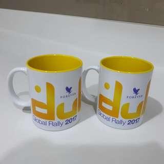 Forever Living Global Rally 2017 (Dubai) Souvenir Mug