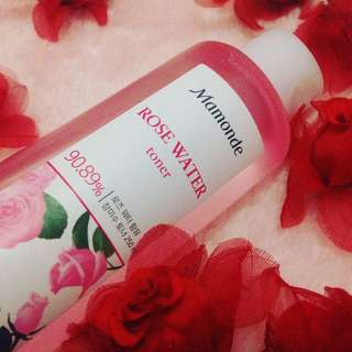 Mamonde Rose Water Toner 90,89%