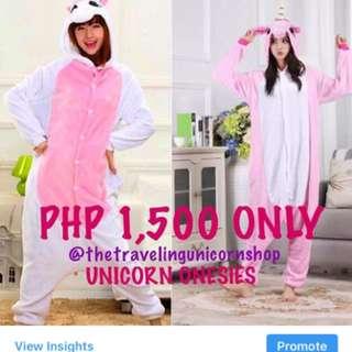 Unicorn Onesies