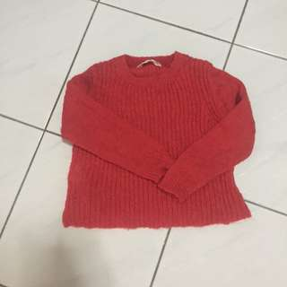 Winter/spring MNG Knitted Top 3-4 Yo