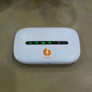 Huawei Portable Wifi Modem 3G+
