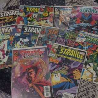Doctor Strange Assorted Issues Package