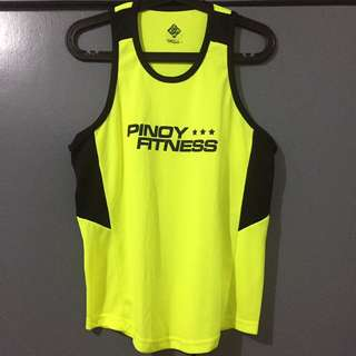 Pinoy fitness Singlet