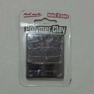 BRAND NEW Brownish Redish Polymer Clay