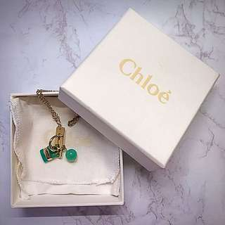Chloe Vintage Necklace