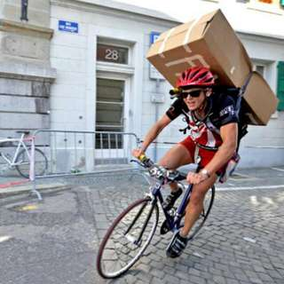 Bicycle Courier Service (West)