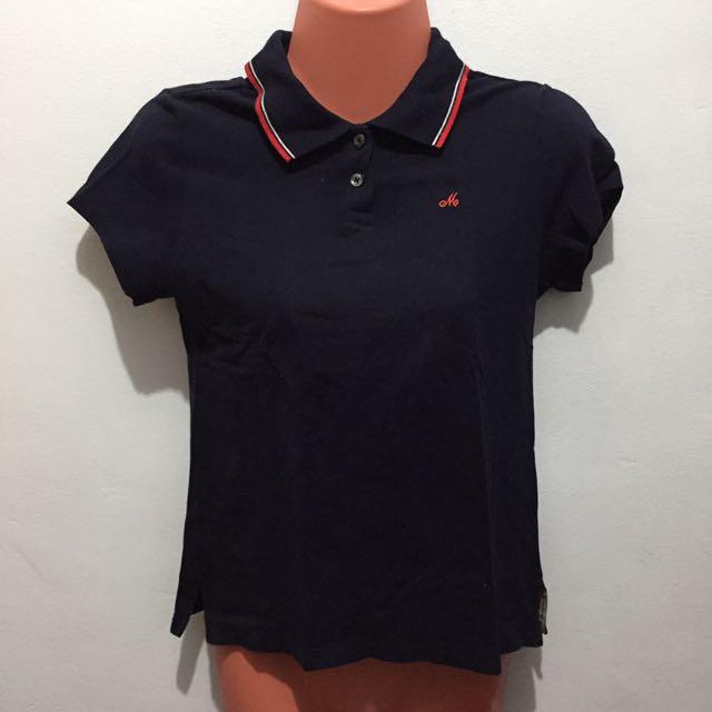 #219 - Mango Polo Shirt