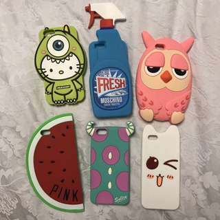 IPHONE 6 6S PHONE CASE COVERS
