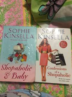 Confessions Of A Shopaholic Book