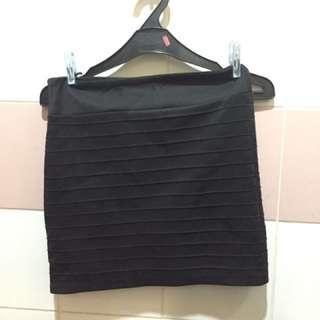 Mini Skirt Stretch