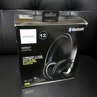 Philips 藍芽免提耳機